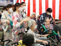 盆踊り大会  開催